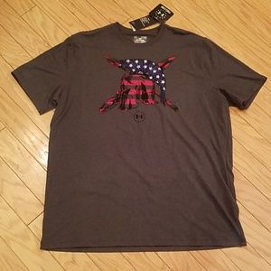 2/$30 NWT Men's size XL Under Armour tee